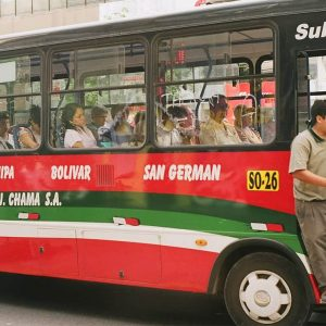 Facts About El Cobrador In Peruvian Public Transport