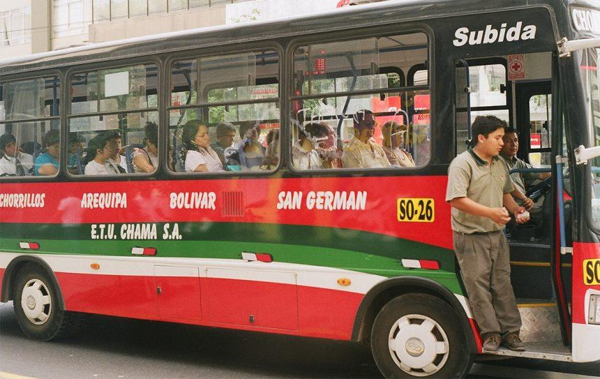 El Cobrador in the Peruvian Public Transportation