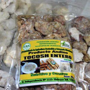 Natural Peruvian penicillin tocosh