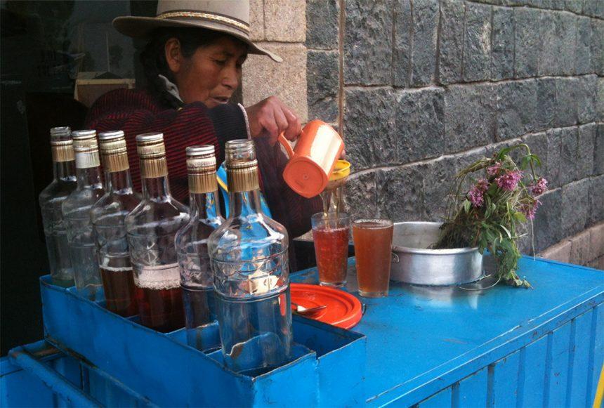 Peruvian emoliente tea: The Andean way to warm up