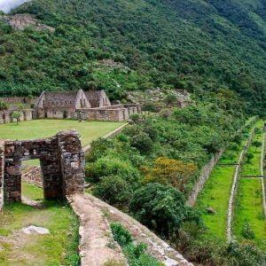 Choquequirao Ruins: A Beautiful Peruvian Location