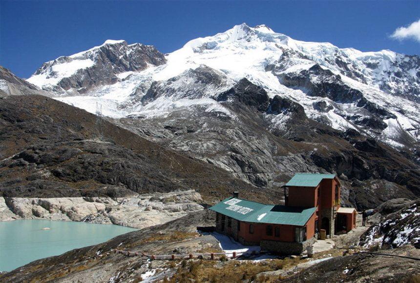 How easy is to climb Huayna Potosi summit