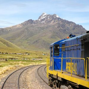 Accomplishments of Polish Workers on the Trans-Andean Railway