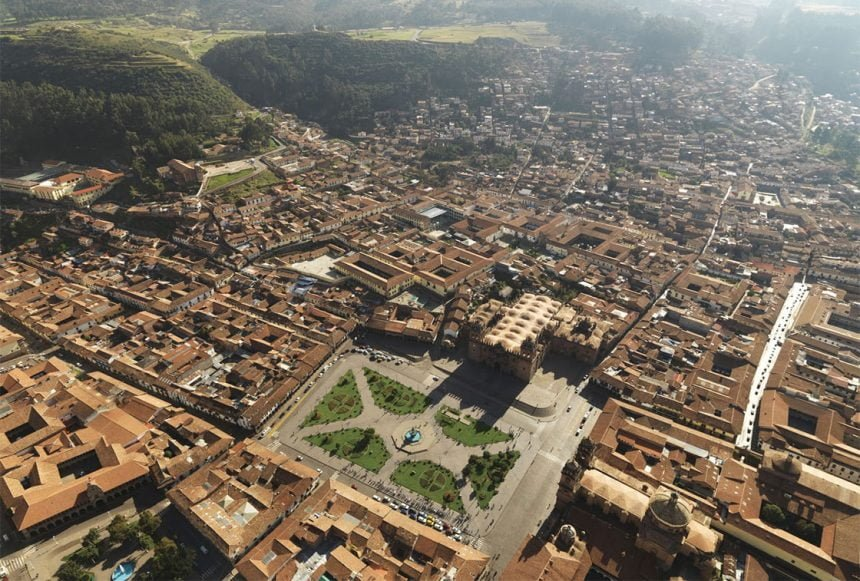 Organizing a bike tour around Cusco