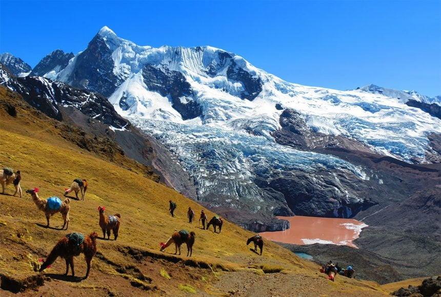 The Best Of The Best! Ausangate Trekking