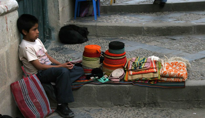 The Harsh Reality of Peruvian Childhood