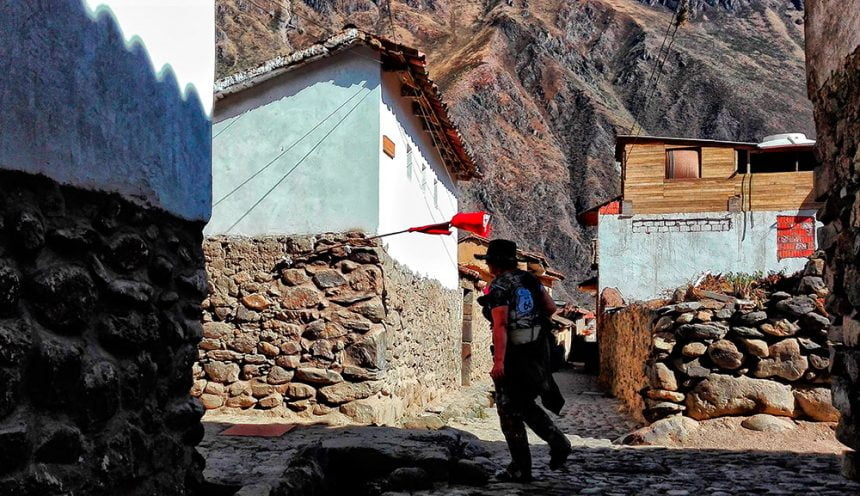 Personalized tours in Ollantaytambo