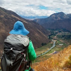 Through Lares and Patacancha to Machu Picchu