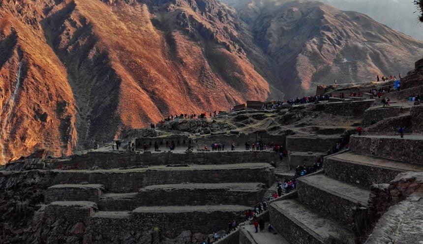 Ollantaytambo tours in Cusco region