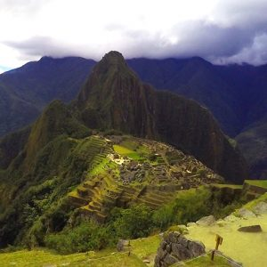 Through Sacred Valley to Machu Picchu