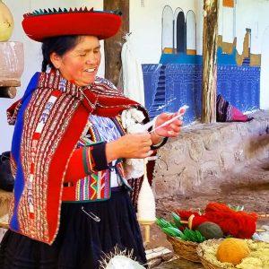 A Great Peruvian Pleasure Food – Choclo con Queso