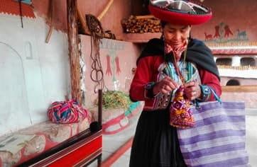 Chinchero, Moray, Salineras, Ollantaytambo to Machu Picchu