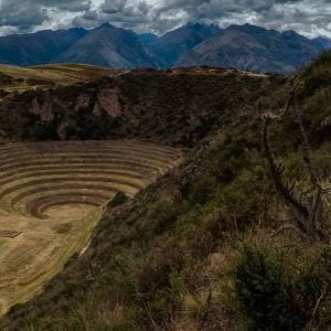 What was exactly were the mysterious circles of Moray?