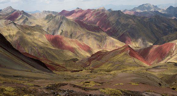 Three Rainbow Mountains Palcoyo Tour