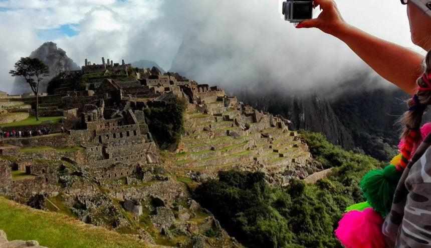 Machu Picchu Mountain Vs. Huayna Picchu