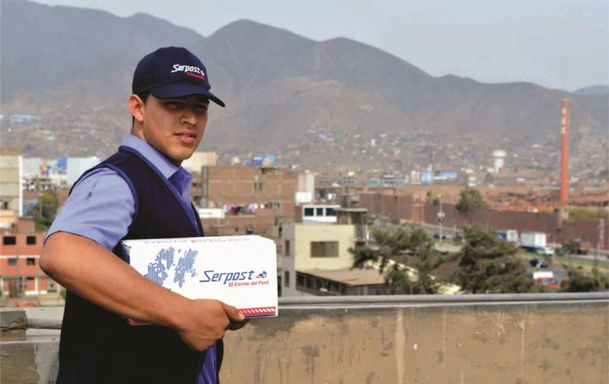 Sending goods from Peru