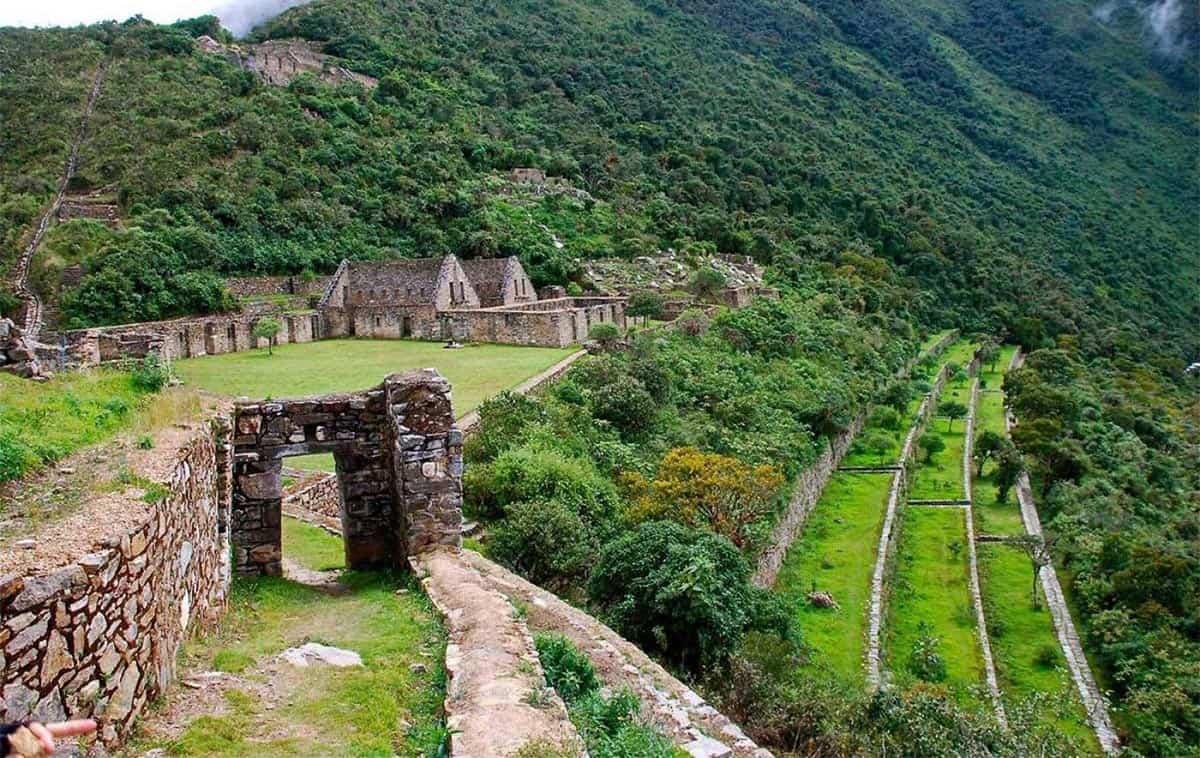Randonnée aux ruines de Choquequirao