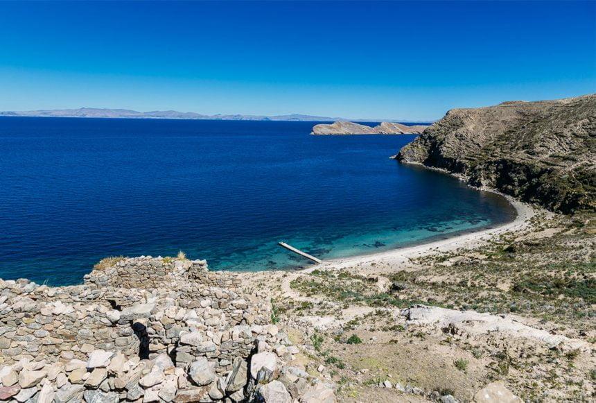Photo Gallery from Isla del Sol in Bolivia