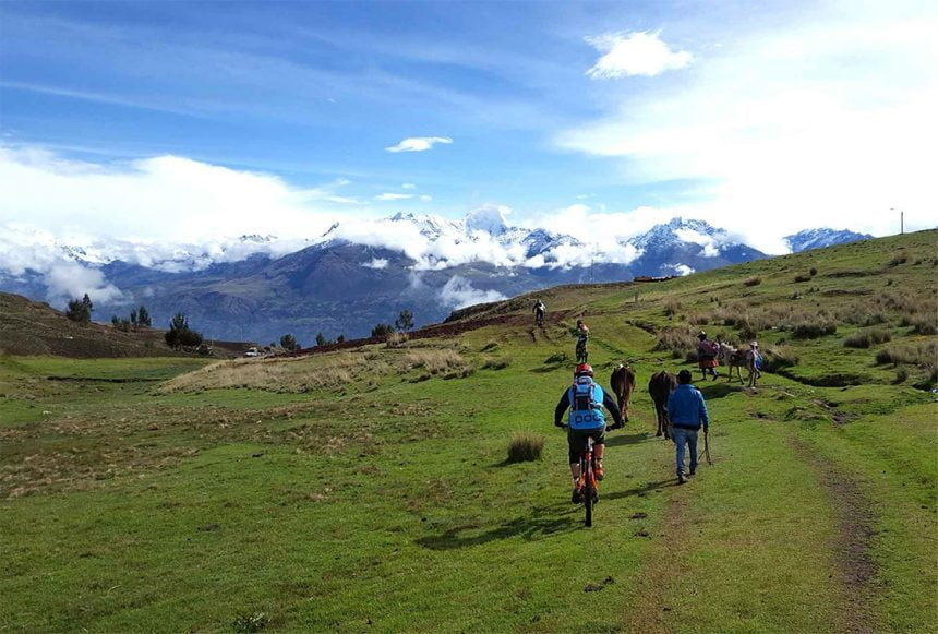 Ever considered biking around Huaraz?