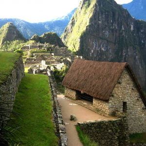 A Few Words on the Lost City of the Incas, Machu Picchu