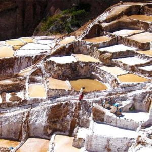 Take a Biking Tour to Maras and Salineras near Cusco