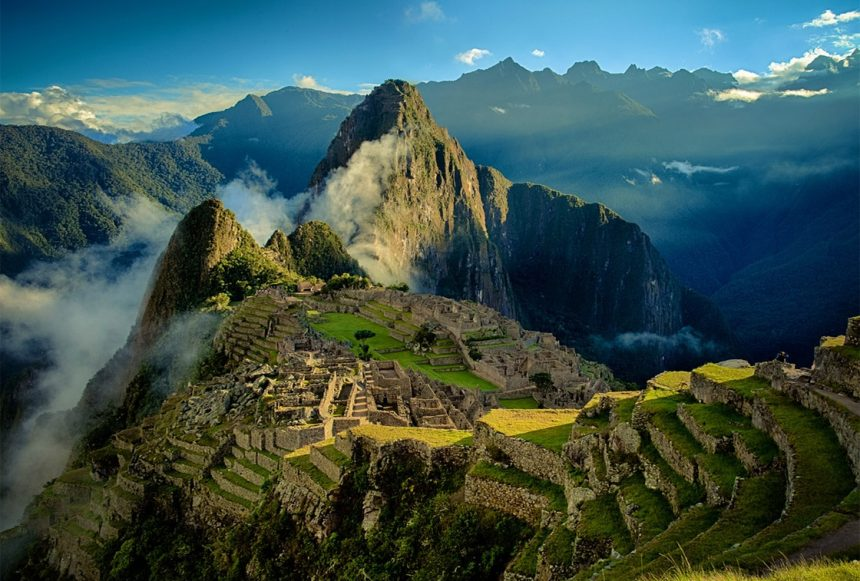 5 days to Machu Picchu in the Heart of the Inca Empire