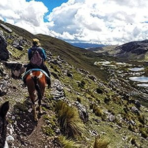 Horseback Riding and Trekking from Ollantaytambo to Inti Punku