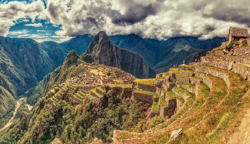 Machu Picchu Peru