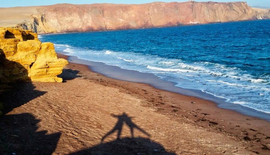 Bicycle Through Paracas National Park: A Great Desert Adventure