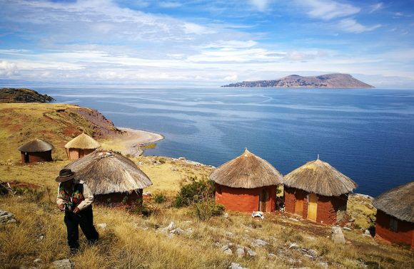Unique Islands of Lake Titicaca