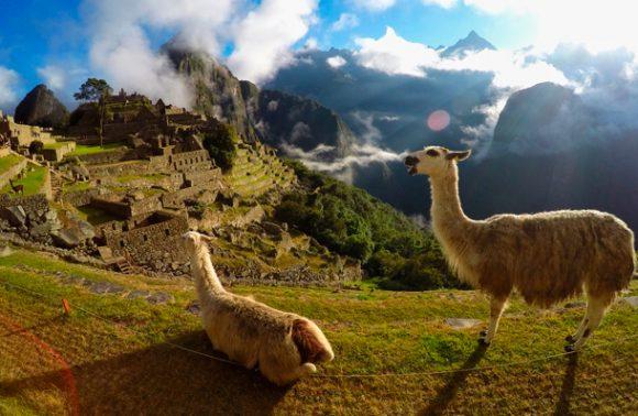 La Vallée Sacrée vers le Machu Picchu