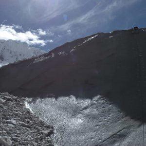 Snowy Huascarán