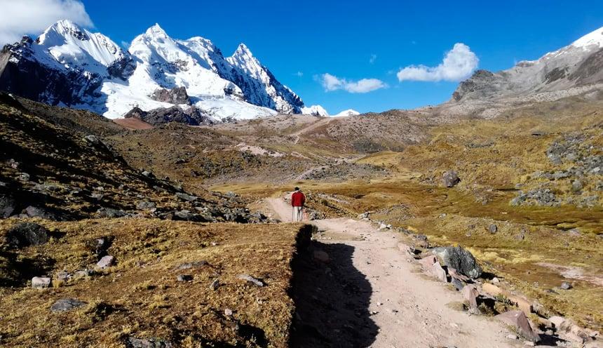 Ausangate 7 Lakes Trek in the Cusco region