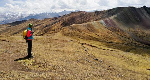 Three Rainbow Mountains Palcoyo and Rafting Tour
