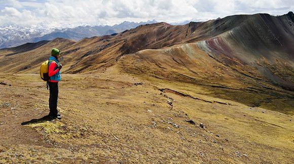 Circuit Trois montagnes colorées de Palcoyo et Rafting