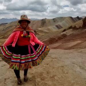 Circuit Trois montagnes colorées de Palcoyo