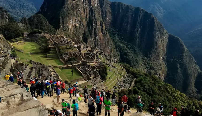 Machu Picchu drastically limits ticket to ancient ruins, prohibiting bathroom access.