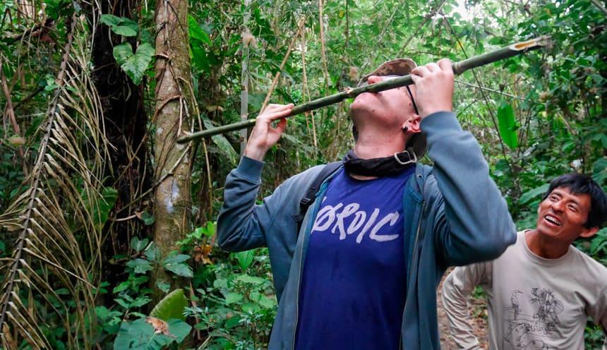 Manu Jungle Tour Fun