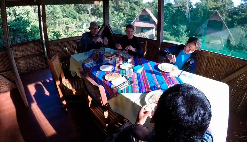 Manu Jungle Peru Accomandation