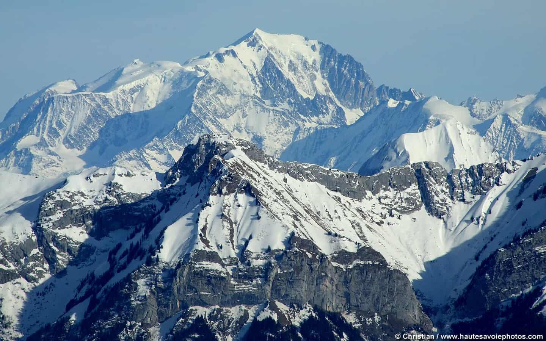 Mount Blanc France
