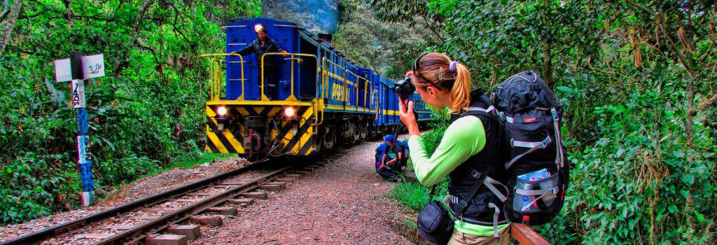 Inca Jungle - Train Tour