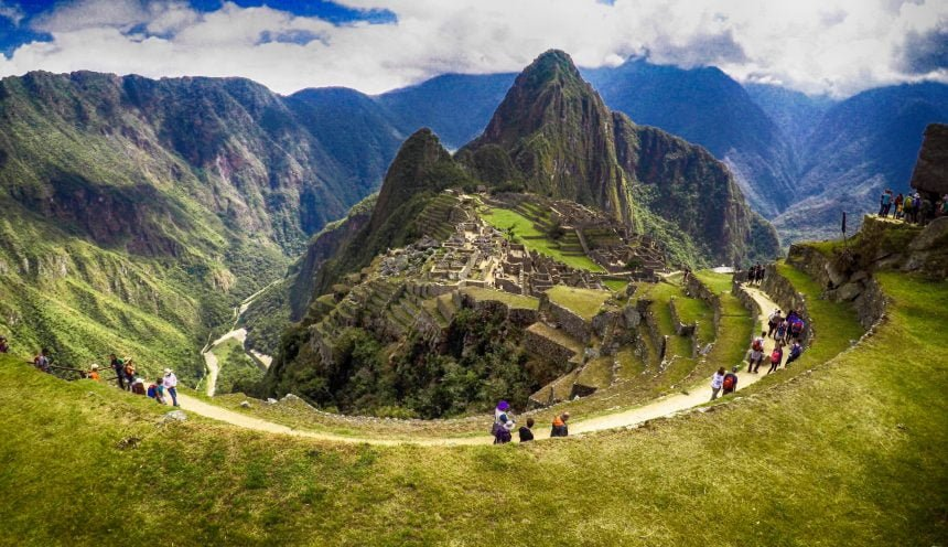 inca jungle machu picchu tour