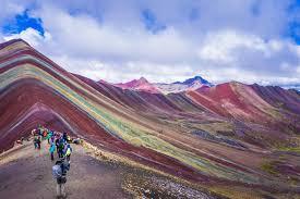 vinicunca, rainbow mountain, altitude